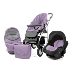 Carucior copii 3 in 1 MyKids Germany Mov Deschis