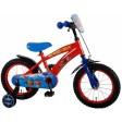 Bicicleta baieti 14 inch cu roti ajutatoare Paw Patrol - Volare