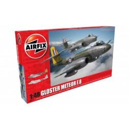 Kit constructie Airfix avion Gloster Meteor F8