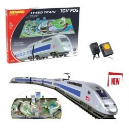 Set trenulet electric de mare viteza, TGV Mehano T111