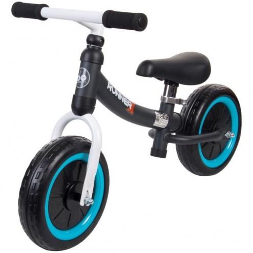 Bicicleta fara pedale Runner X, Negru - Sun Baby