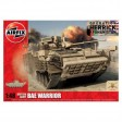 Kit tanc Airfix 7300 Tanc BAE Warrior Scara 1:48