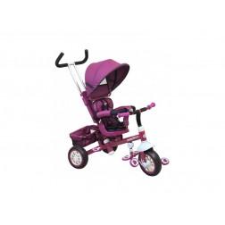 Tricicleta copii cu scaun reversibil Baby Mix UR-ETB32-2 Violet