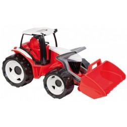 Tractor plastic cu cupa Gigant pentru copii - Lena