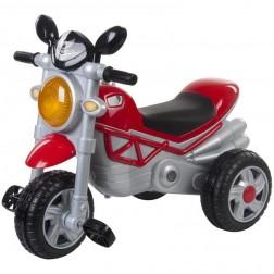 Motocicleta cu 3 roti Chopper Sun Baby - Rosu