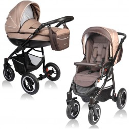 Carucior Crooner 2 in 1 - Vessanti - Beige