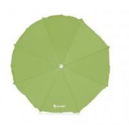 Umbrela pentru carucior, verde