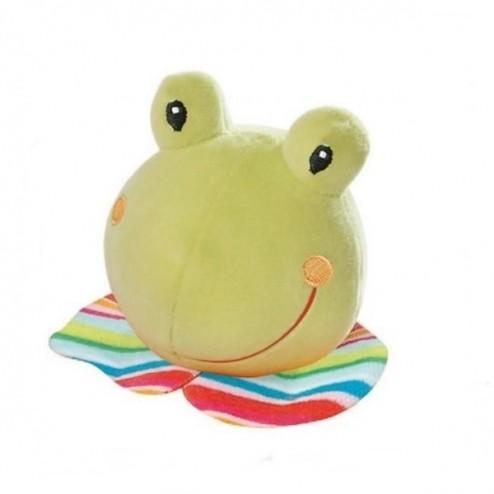 Jucarie din plus Broscuta -Brevi Soft Toys