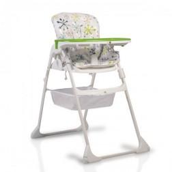 Scaun de masa copii Berry Verde Cangaroo