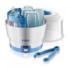 Pachet ingrijire Sterilizator biberoane VapoMat Reer 36020 + + Pernuta de colici Grunspect 119-00