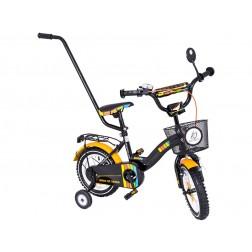 Bicicleta copii MyKids Toma Exclusive 1202 Orange