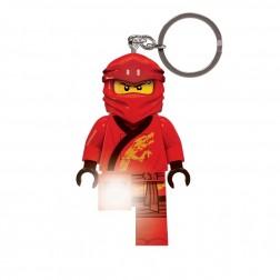 LEGO Breloc cu LED Ninjago - Kai