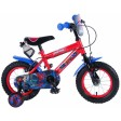 Bicicleta baieti 12 inch cu doua frane de mana Ultimate Spiderman - Volare