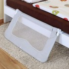 Barieră mobilă de protectie pat pentru bebeluși ByMySide XL, 150 cm - 45020