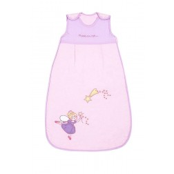 Sac de dormit Pink Fairy 6-18 luni 2.5 Tog
