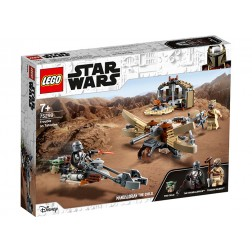 LEGO Bucluc pe Tatooine % u2122