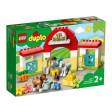 LEGO DUPLO Grajdul Cailor și al Poneilor