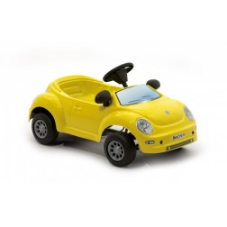 Masinuta cu pedale copii ToysToys Volkswagen New Beetle