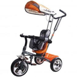 Tricicleta Super Trike Portocaliu - Sun Baby