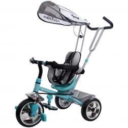Tricicleta Super Trike Turcoaz - Sun Baby
