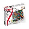 Joc creativ Quercetti tablita Premium magnetica litere 66 piese