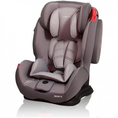 Scaun auto Salsa Q - Coto Baby - Gri