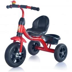 Tricicleta Tobi Basic - Kidz Motion - Rosu