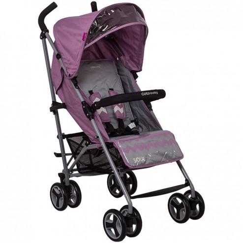 Carucior sport Soul - Coto Baby - Purple