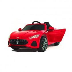 Masinuta electrica rosie pentru copii Maserati GL 6V