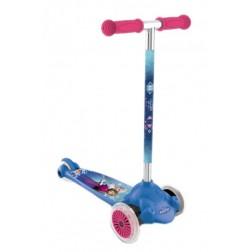 Trotineta copii Mondo 3 roti Twist and Roll Frozen