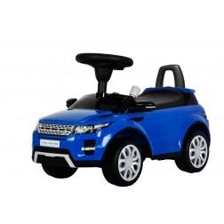 Vehicul pentru copii Range Rover Deluxe Blue