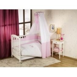 Lenjerie de pat Nino 4BB - Elefante Pink