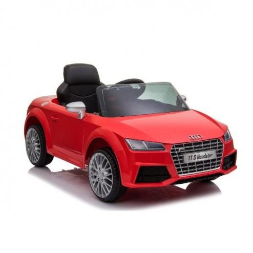 Masina electrica 6V Audi TTS Roadster_rosu