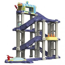 Chuggington Die-Cast Stack Track - Wilson si simulatorul de furtuna