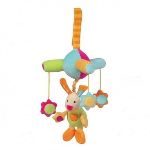 Carusel Muzical Iepuras - Brevi Soft Toys