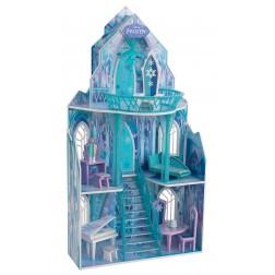 Casuta papusi Castelul de Gheata Frozen - KidKraft