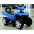 Motocicleta electrica 6V albastra