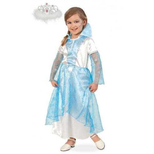Costum pentru serbare Regina Zapezii 104 cm