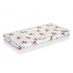 Saltea latex-spuma MyKids Disney Junior Lux 160x70x10 cm