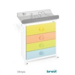 Brevi 572 Comoda Olimpia Multicolor 501