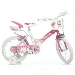 Bicicleta Hello Kitty 14 - Dino Bikes