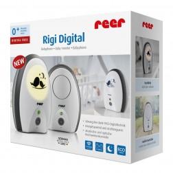 Monitor digital pentru bebelusi Rigi Digital, Reer