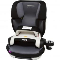 Scaun auto cu Isofix Salvo - Coto Baby - Gri