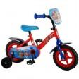 Bicicleta copii Volare Paw Patrol cu roti ajutatoare 10 INCH