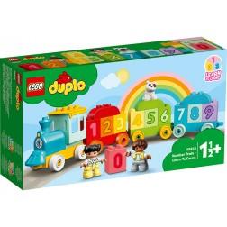 LEGO Trenul cu numere