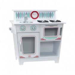 Bucatarie lemn pentru copii Classic White - KidKraft