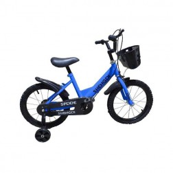 Bicicleta 16 inch albastra
