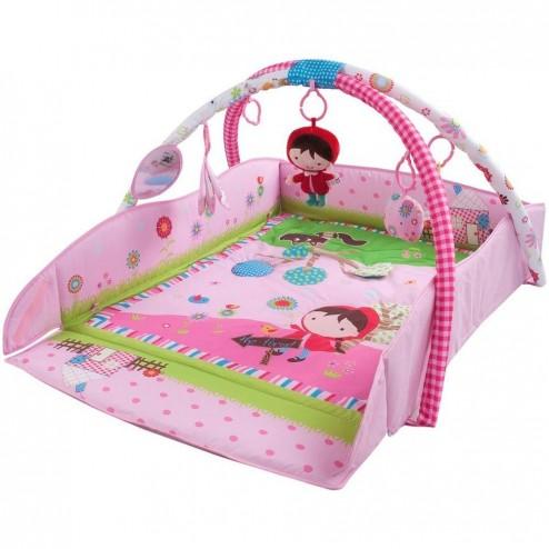 Centru de joaca cu sunete si lumini Scufita Rosie pentru copii - Sun Baby