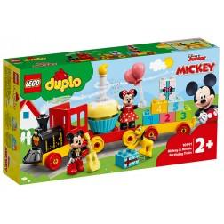 LEGO Trenul aniversar Mickey si Minnie