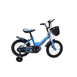 Bicicleta 12 inch, albastra